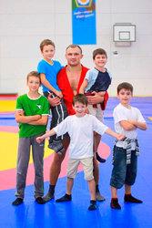 Занятия карате для детей. У нас только лучшие тренера.